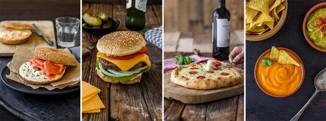 Foodstyling en fotografie voor VCC