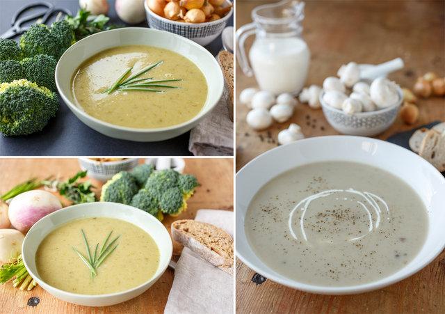 La Soupe Natuursoep testshoots