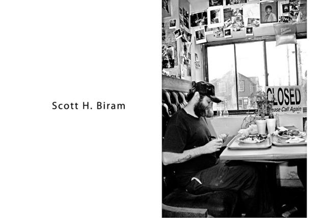 Scott h. Biram. Austin, 2008