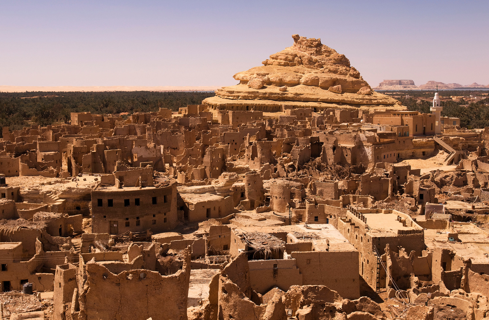 Siwa, Egypte voor Man of all Seasons