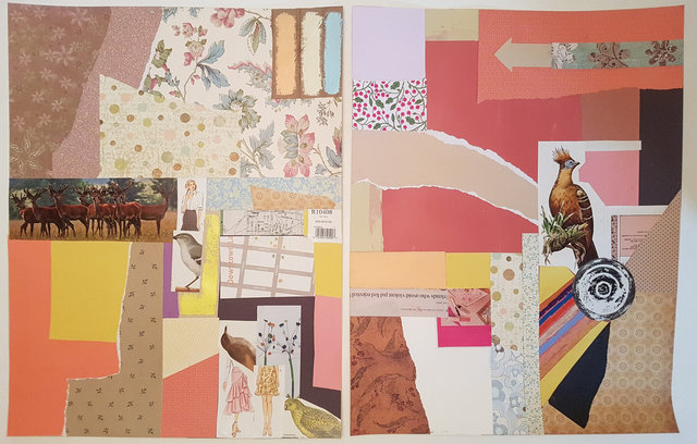 Collage Studies