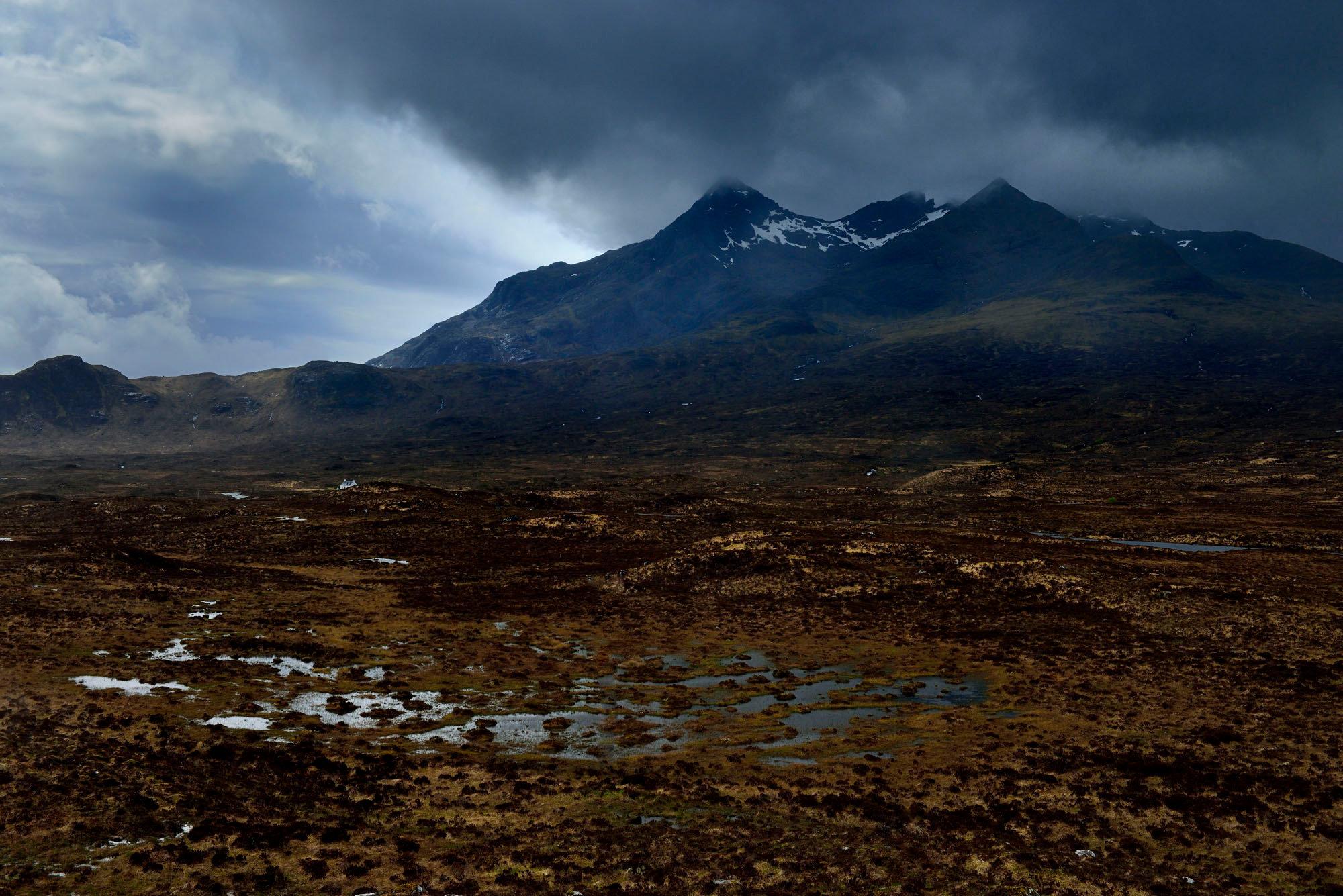 Massif des Cuillins, Skye