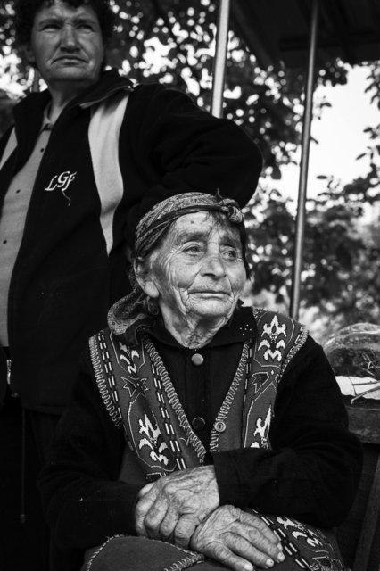 Women, Tatev Monastery, Armenia 2016