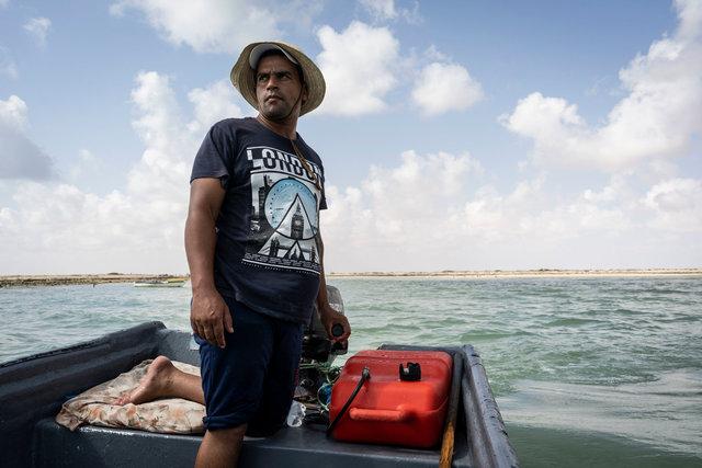 Fisherman, Zarzis, Tunisia 2018
