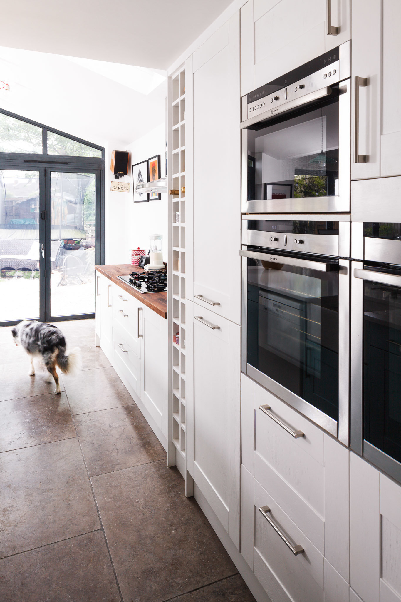 SOLID WOOD KITCHEN CABINETS - CASE STUDY
