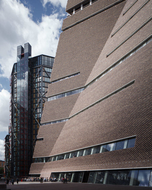 "TATE SWITCH HOUSE - HERZOG & DE MEURON<br><font color=""a6a6a6""><u><a href=""http://www.alex-bland.co.uk/tate-switch-house"" target=""_self"">VIEW PROJECT</a></u></font>"