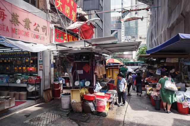 Hollywood, Central Hong Kong