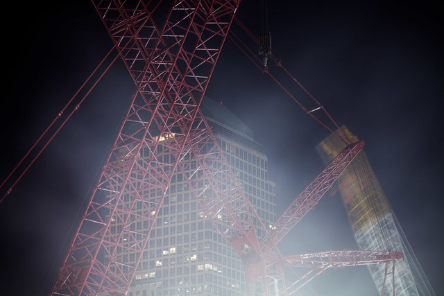 Ground Zero, 5:15am