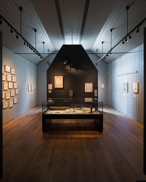 "DITCHLING MUSEUM - ADAM RICHARDS ARCHITECTS<br><font color=""a6a6a6""><u><a href=""http://www.alex-bland.co.uk/ditchling-mac"" target=""_self"">VIEW PROJECT</a></u></font>"