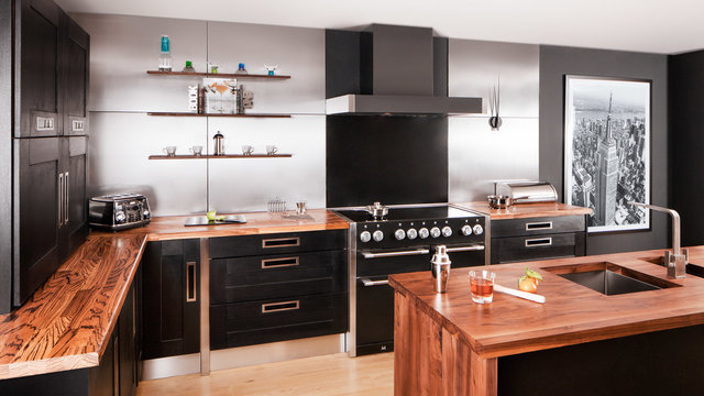 DETERRA KITCHENS - SHOWROOM