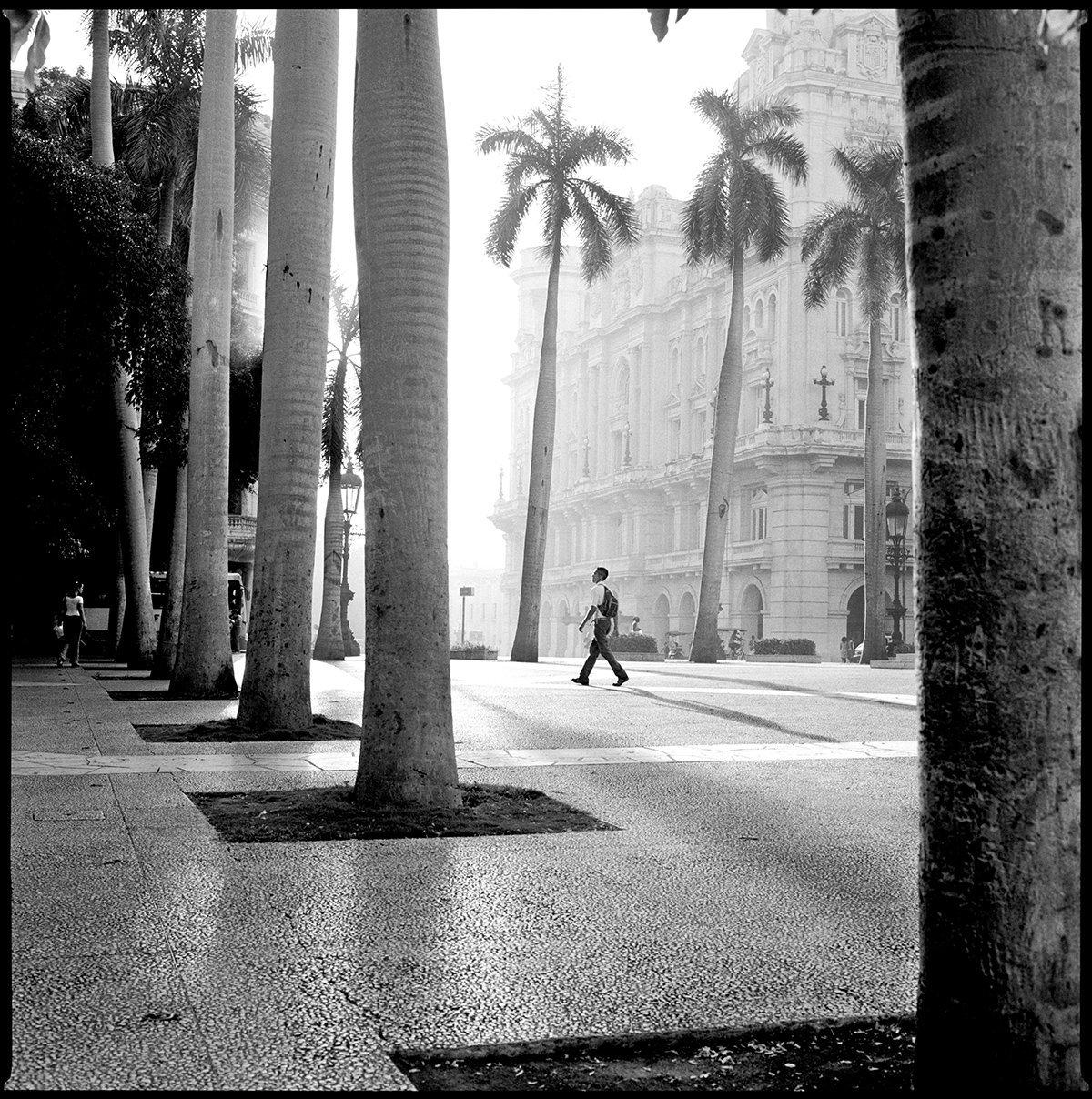 Central Parque, Havana