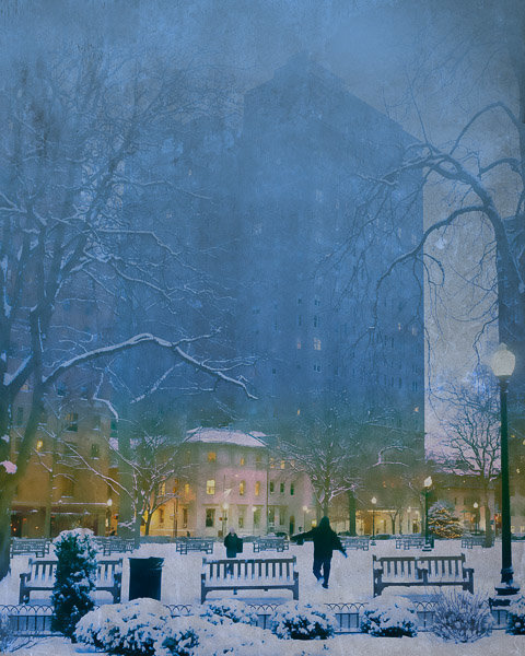 Rittenhouse Snow