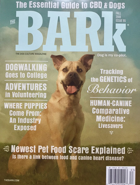 Bark Magazine Fall Issue 2018