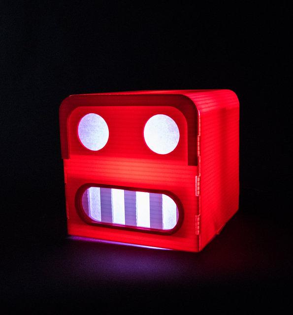 Laser Cut Light