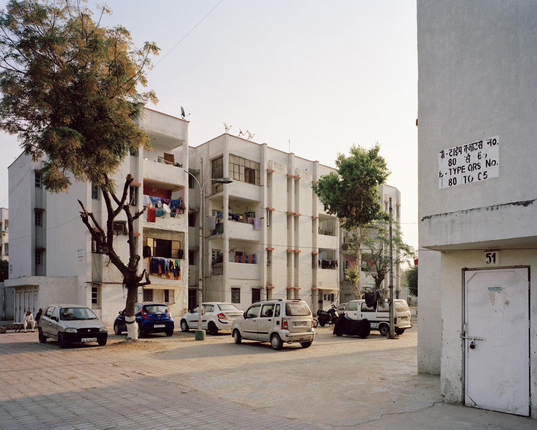 Type B, Sadiq Nagar.