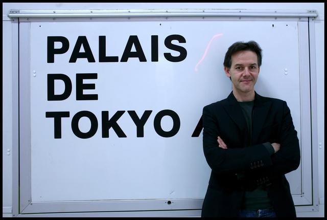 Marc-Olivier Wahler, Directeur du Palais de Tokyo,