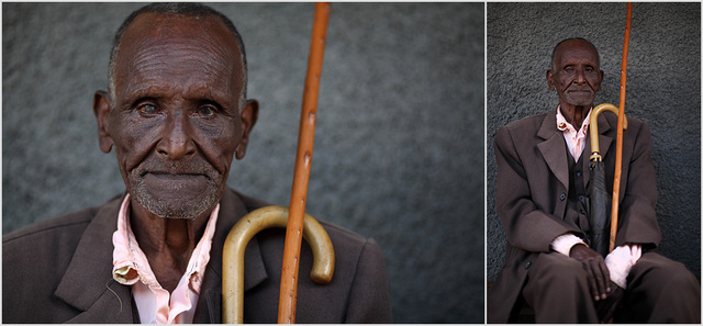 dejasu is 95 years old, his son said. arramo, sidamo region