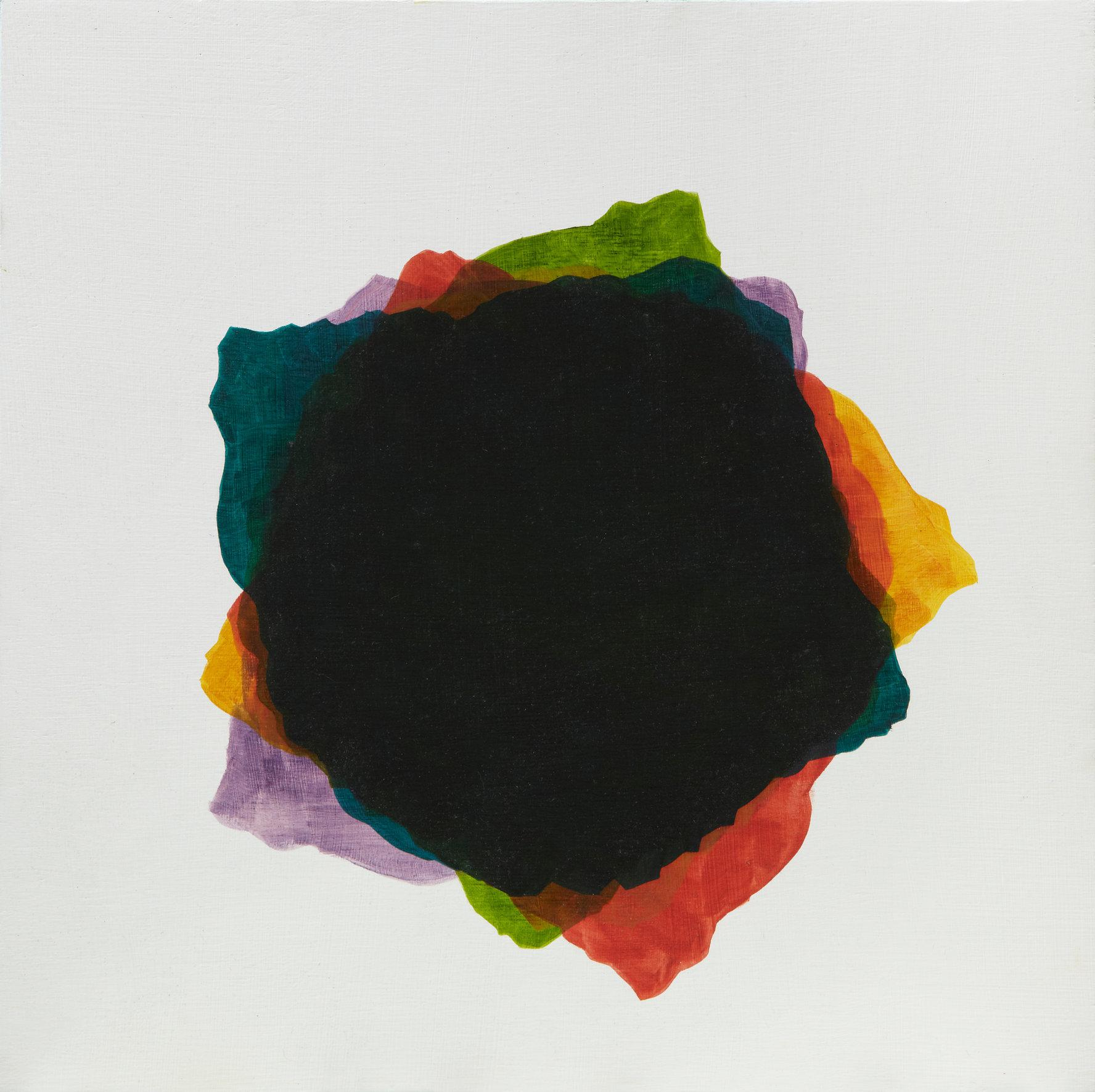 A black dot, 2013