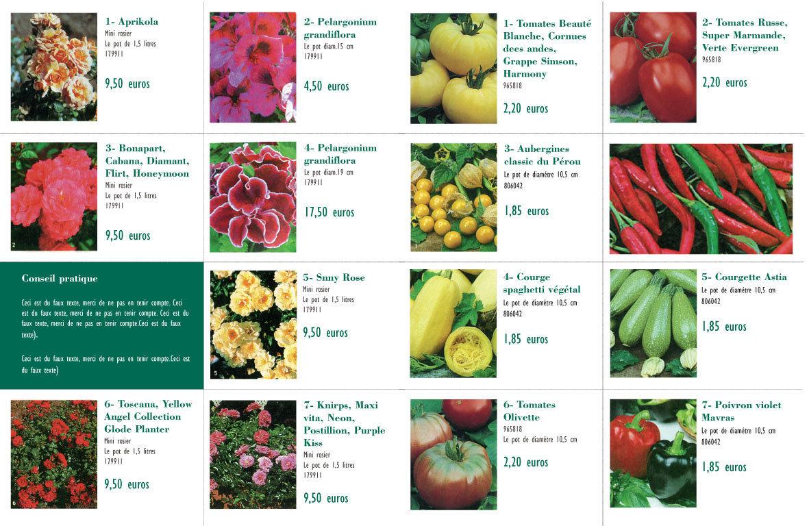 "<font color=""#aaa7a6"">Guide jardinier, prospection (produits).</font>"