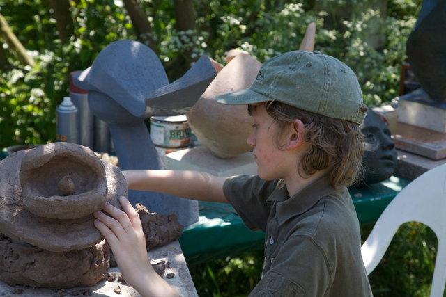 Children's Sculpture Workshops