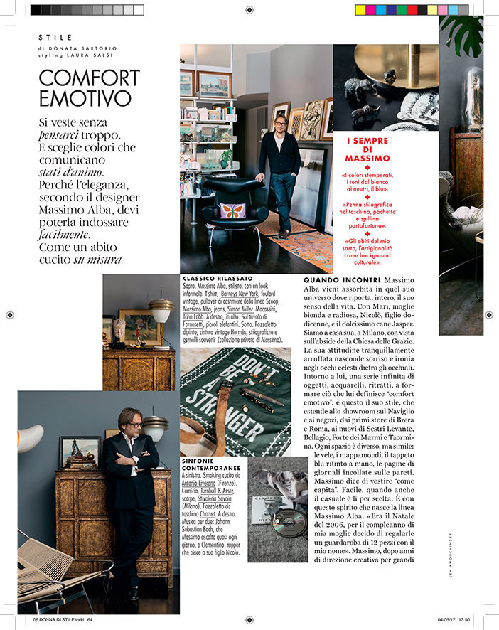 Elle Italia, Settembre 2017