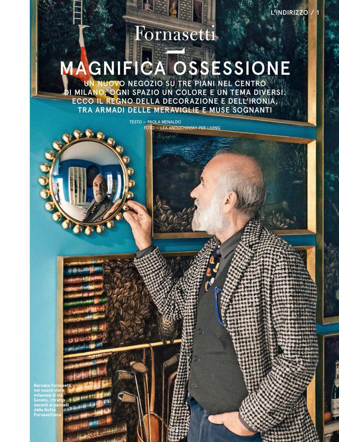 Living Corriere Della Sera, November 2016