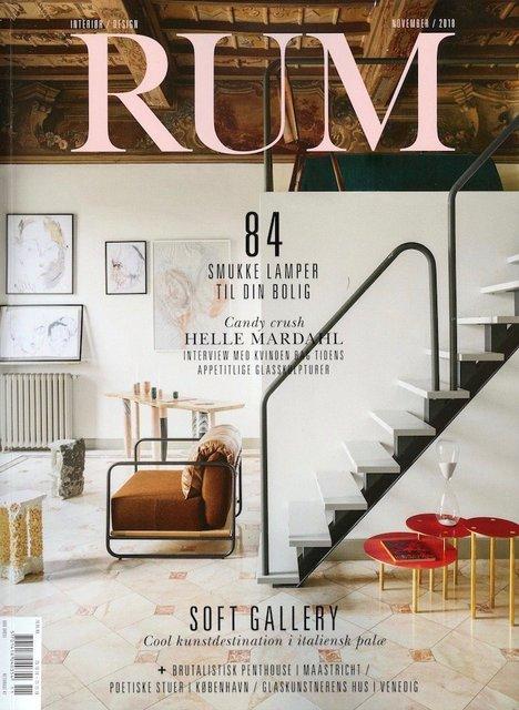 RUM - Cover Story, November 2018