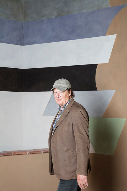 David Tremlett, Cappella di S. Michele - 2020