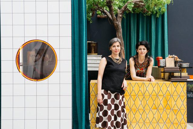 Domitilla Dardi & Emilia Petruccelli - Edit Napoli