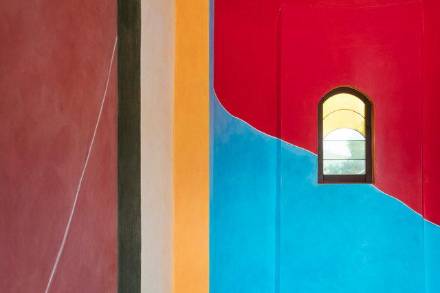 Sol LeWitt, David Tremlett - Cappella Del Barolo