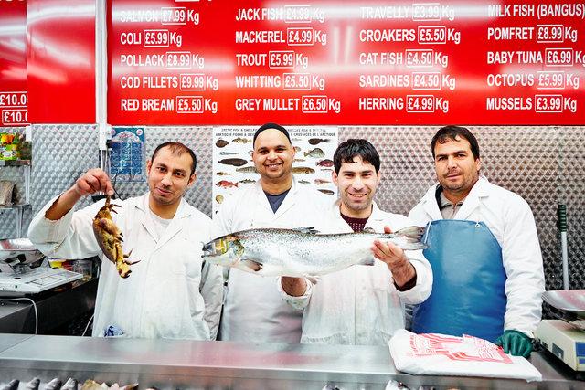 Ever Fresh Fish, Cricklewood Lane
