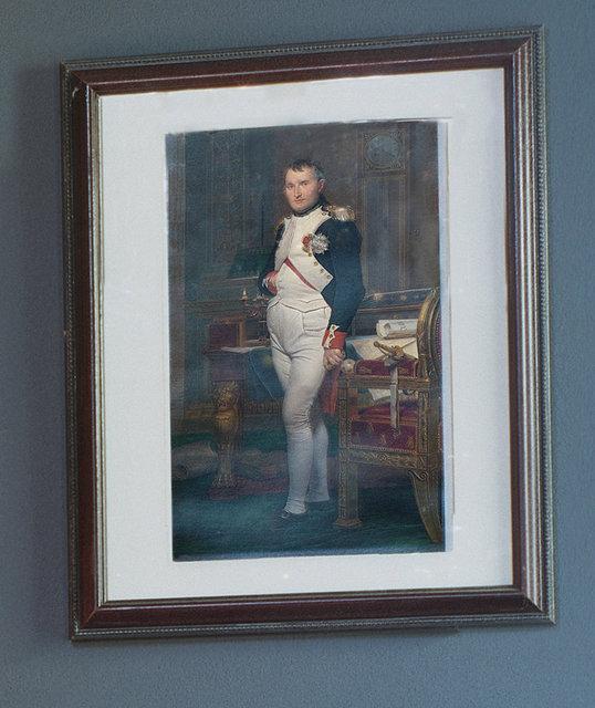 Napoleon detail