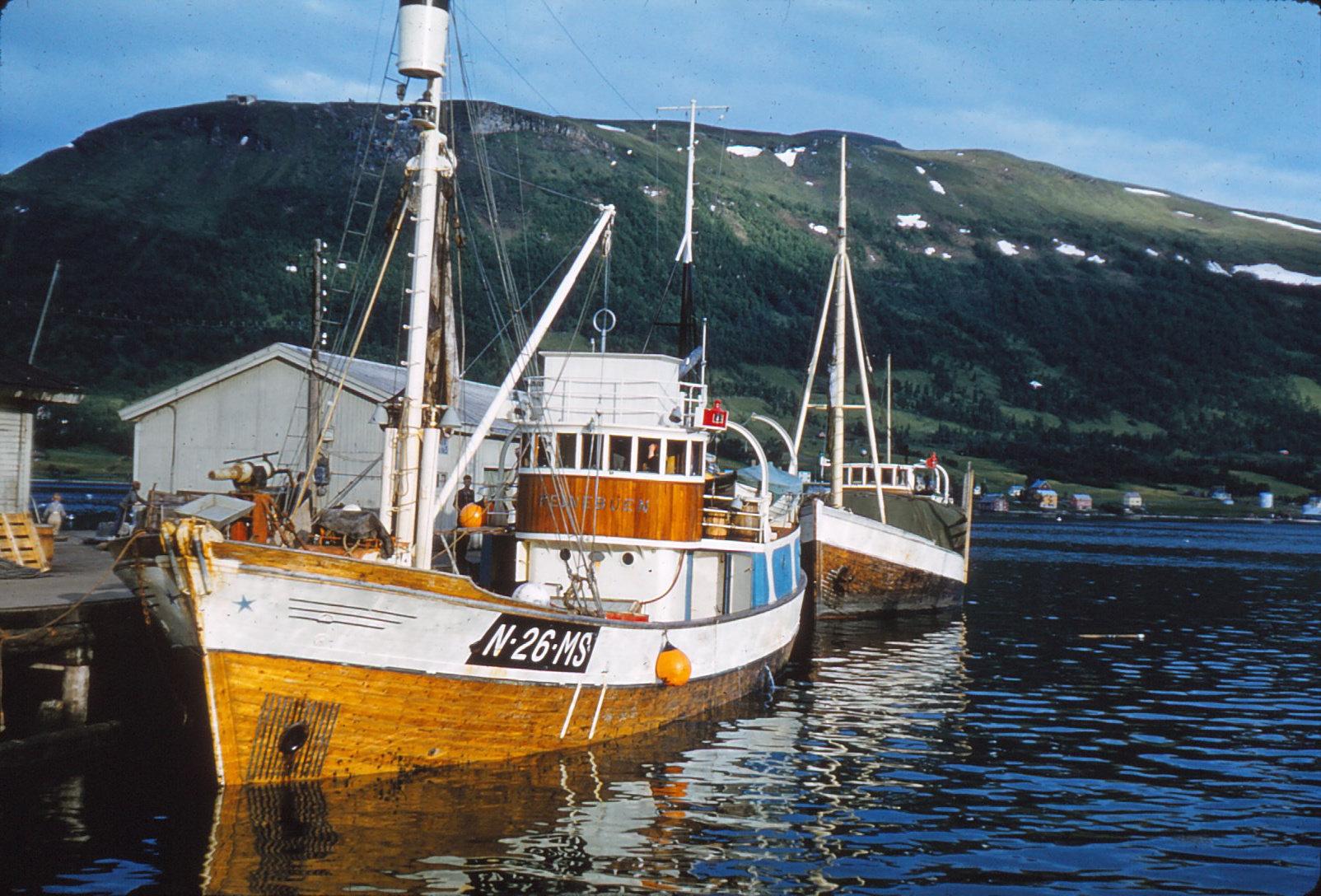 863 (11) Tromsø - schip