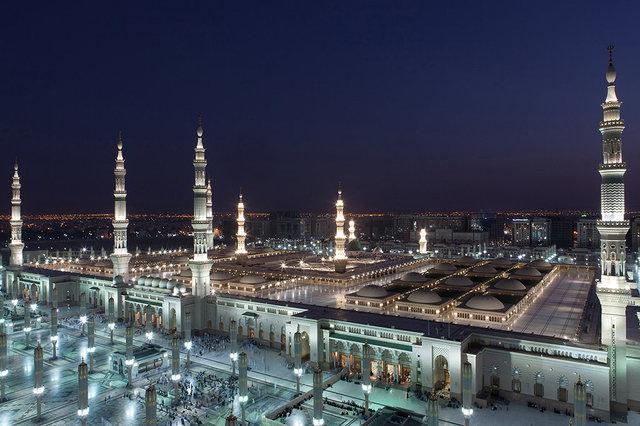 Madina Grand Mosque