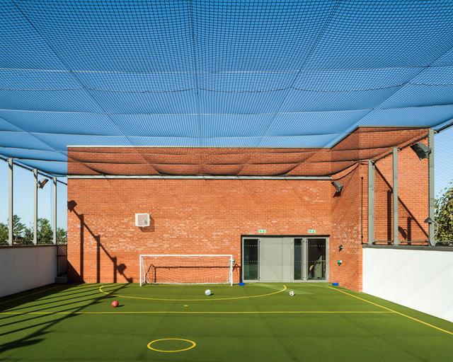 Central Foundation Girls' School. Patel Taylor Architects