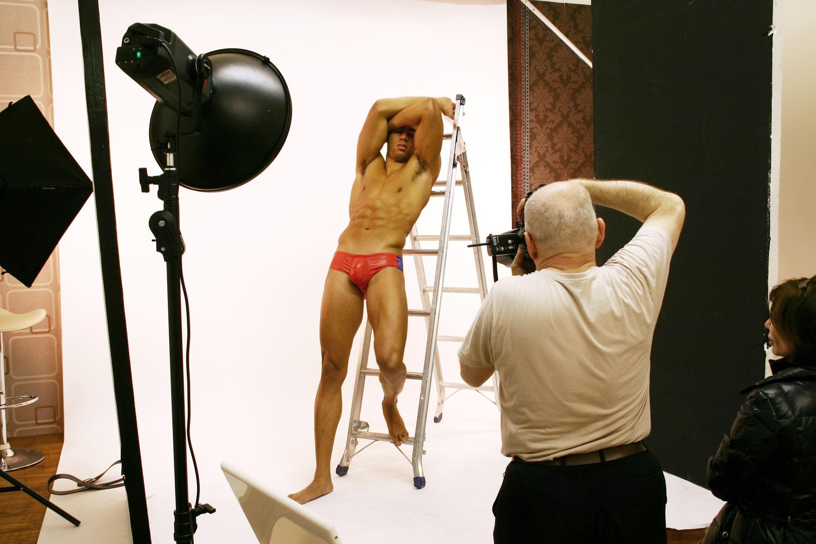Body Aware product shoot