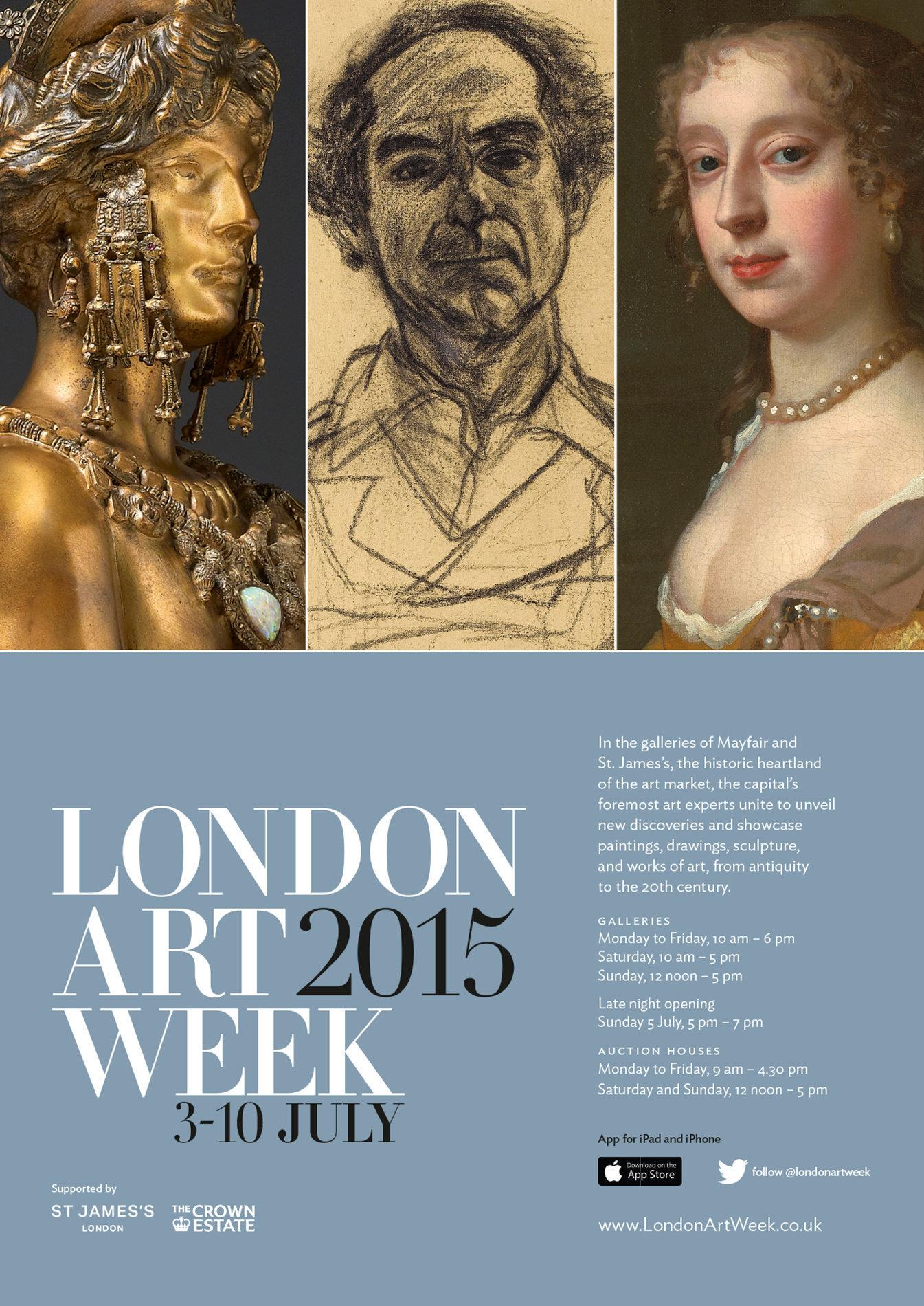 London Art Week July 2015