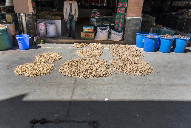 CTM wholesale, Kunming, Yunnan