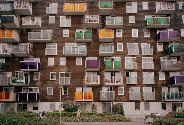 Apartment by MVRDV/Amsterdam