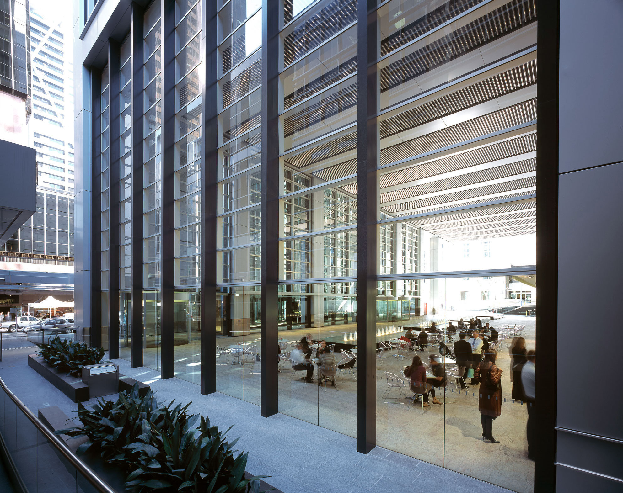 Deutsche Bank Place, Sydney