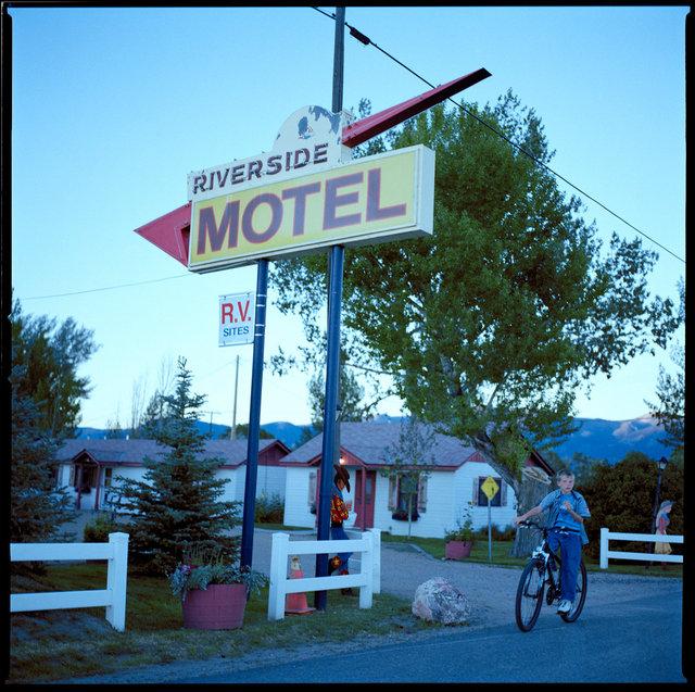 Riverside Motel, Montana