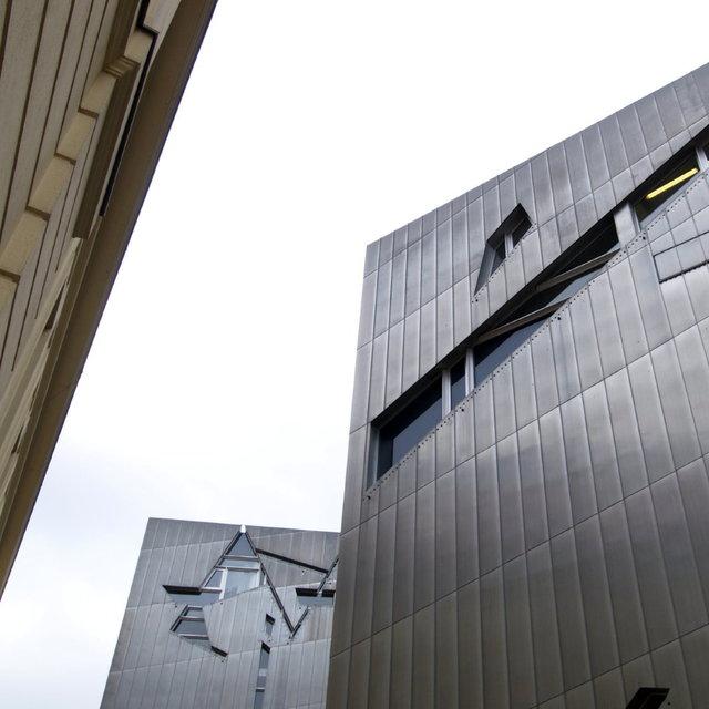 berlijn - judisches museum