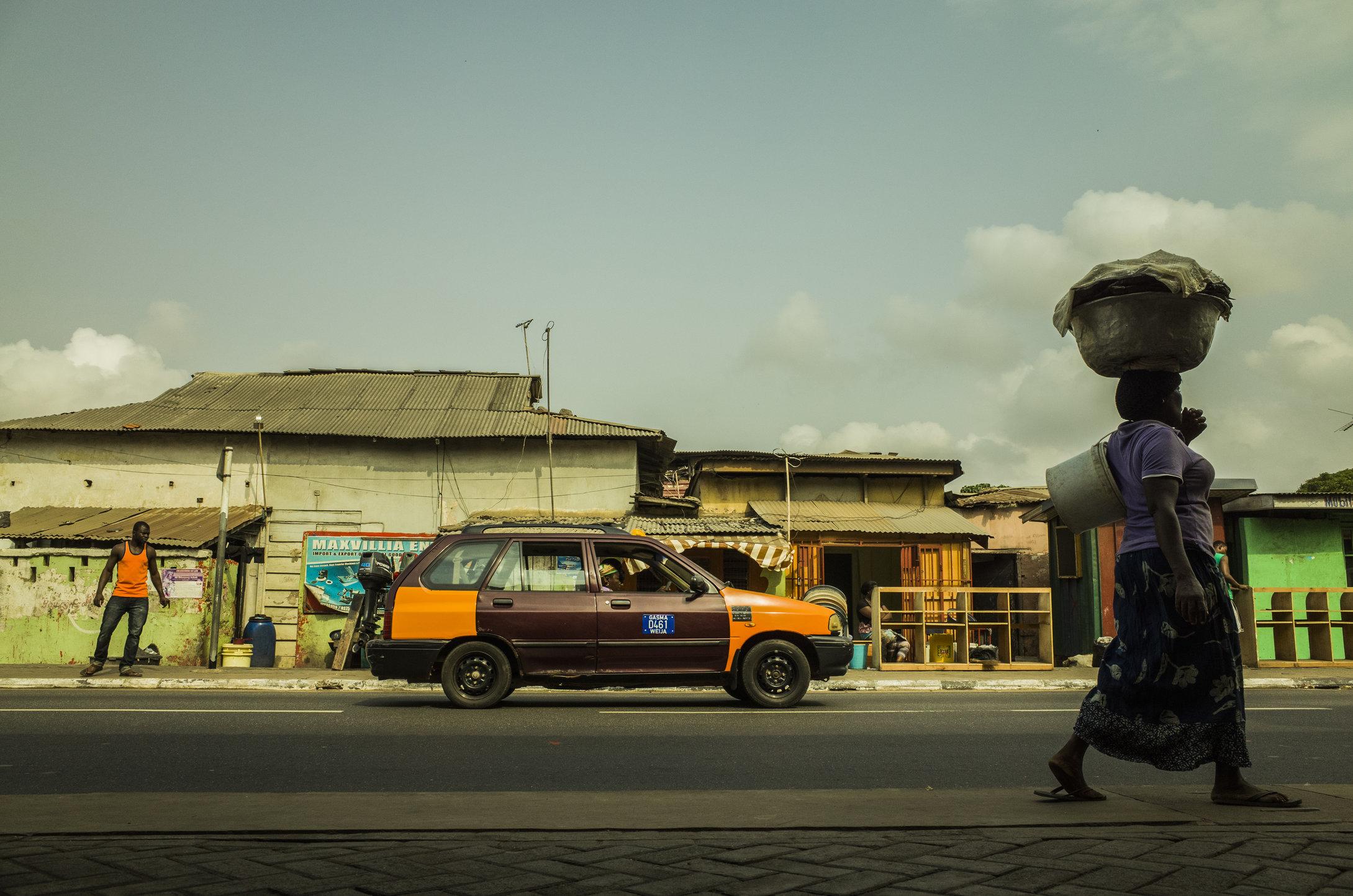 Accra, Ghana. 2014.