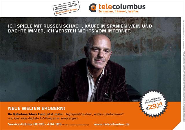 Tele Columbus / Brand Campaign