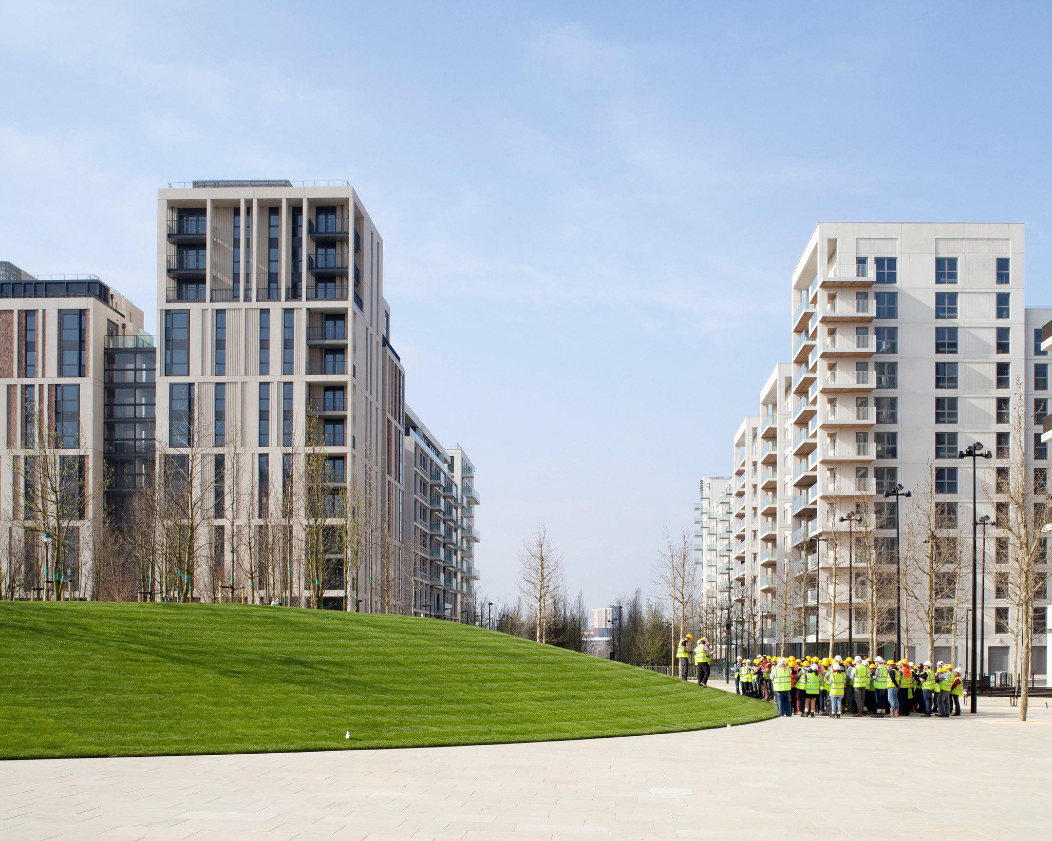 Athlete's Village, Olympic Park, Stratford