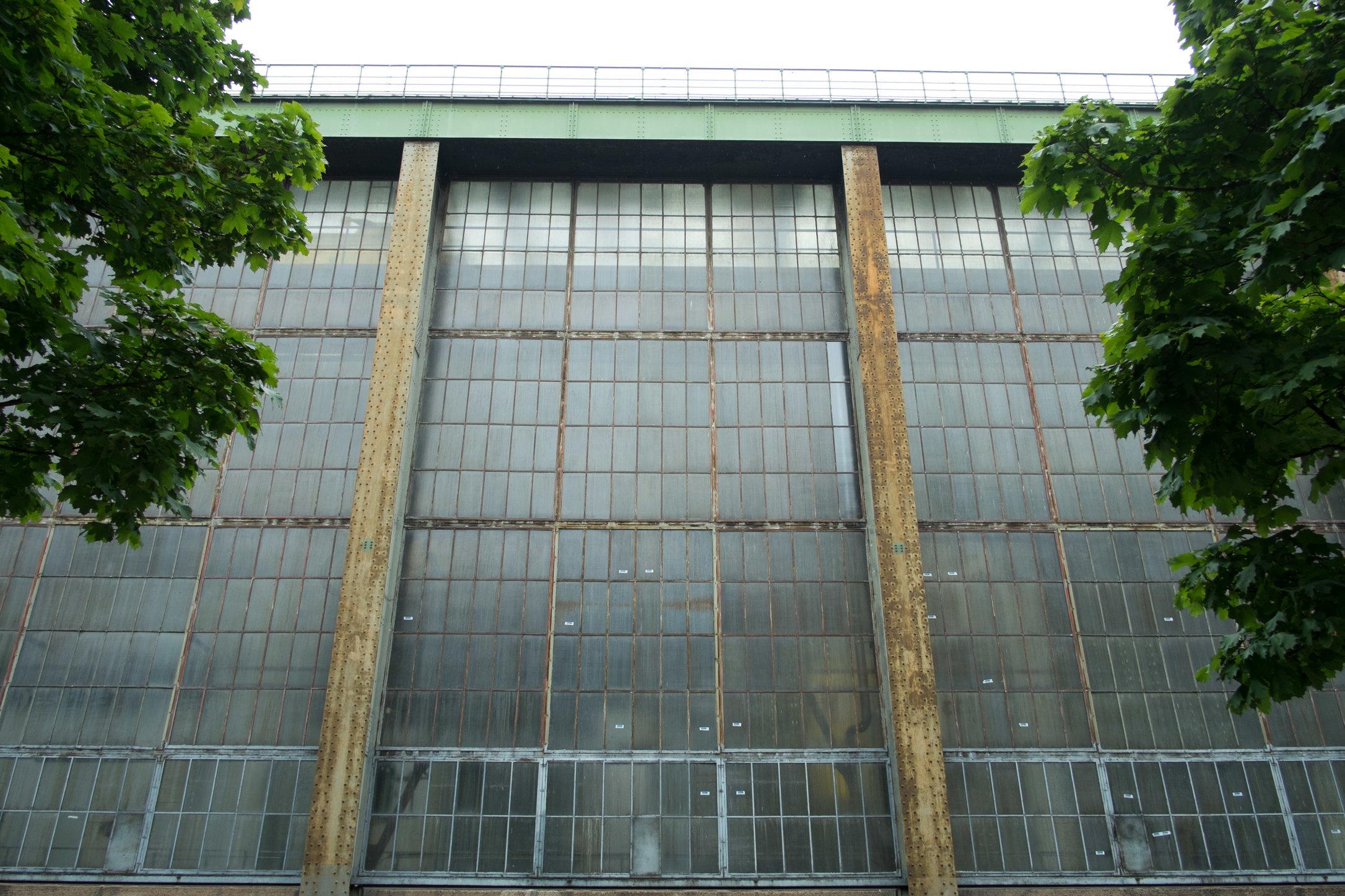 AEG TURBINE FACTORY |BERLIN