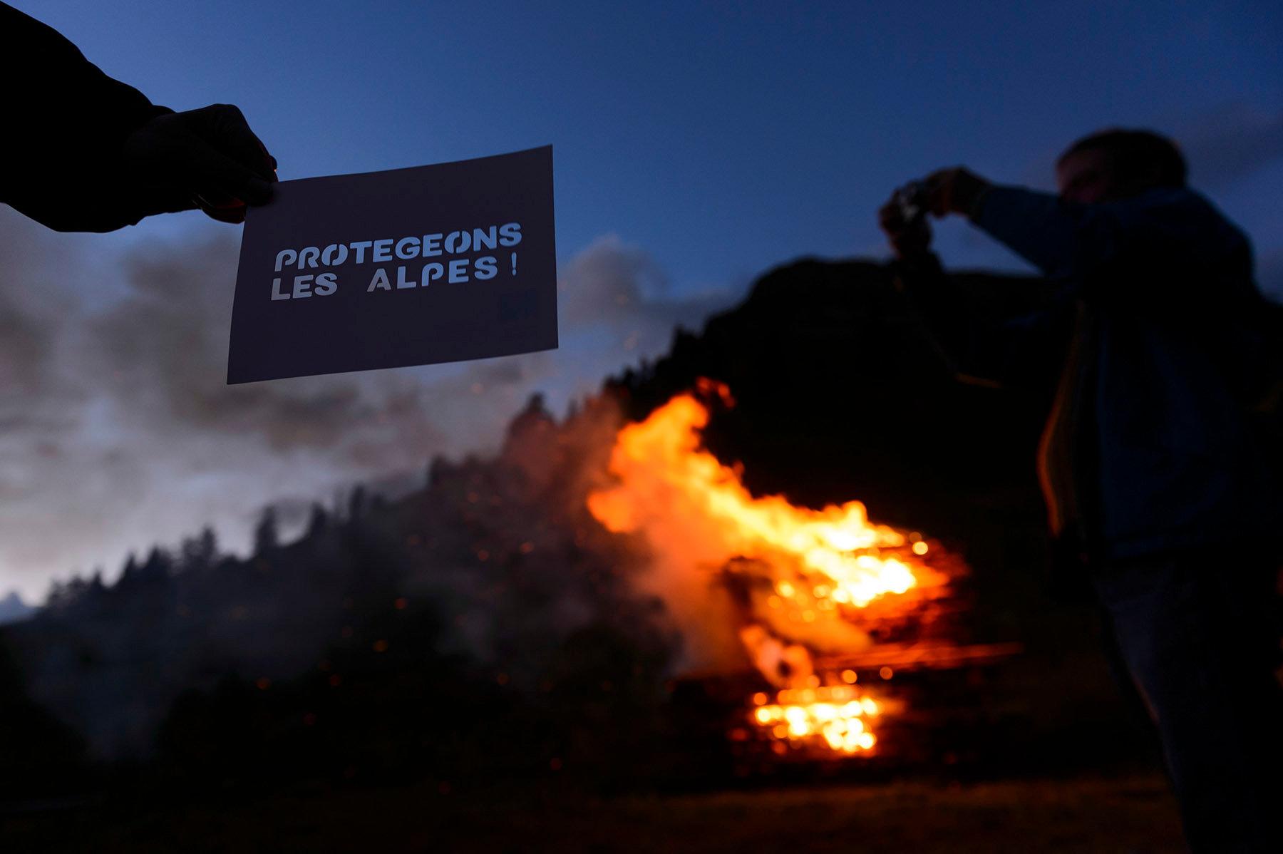 Initiative des Alpes - Col de Jaman - 2013