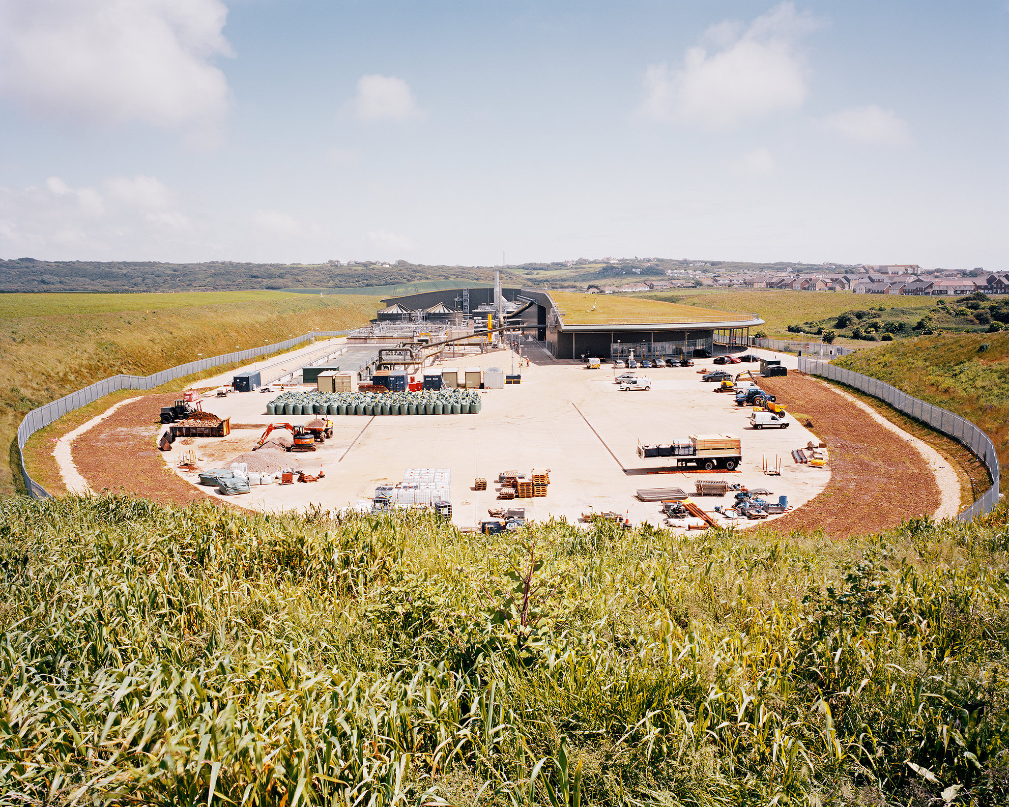 Peacehaven Wastewater Treatment Works