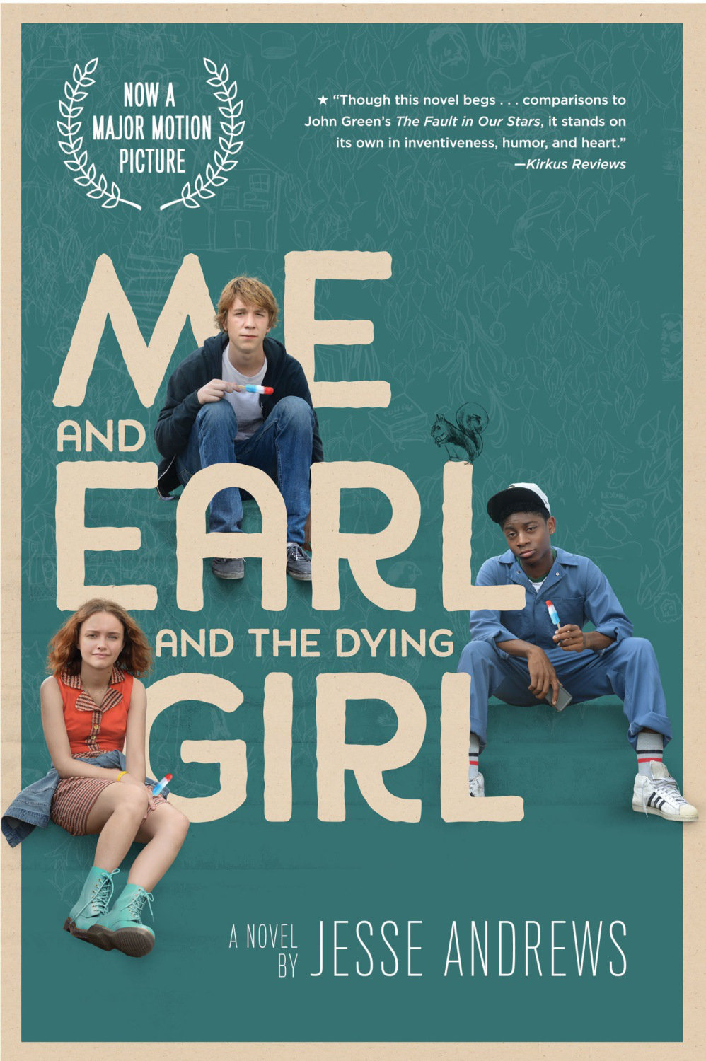 ME AND EARL & THE DYING GIRL