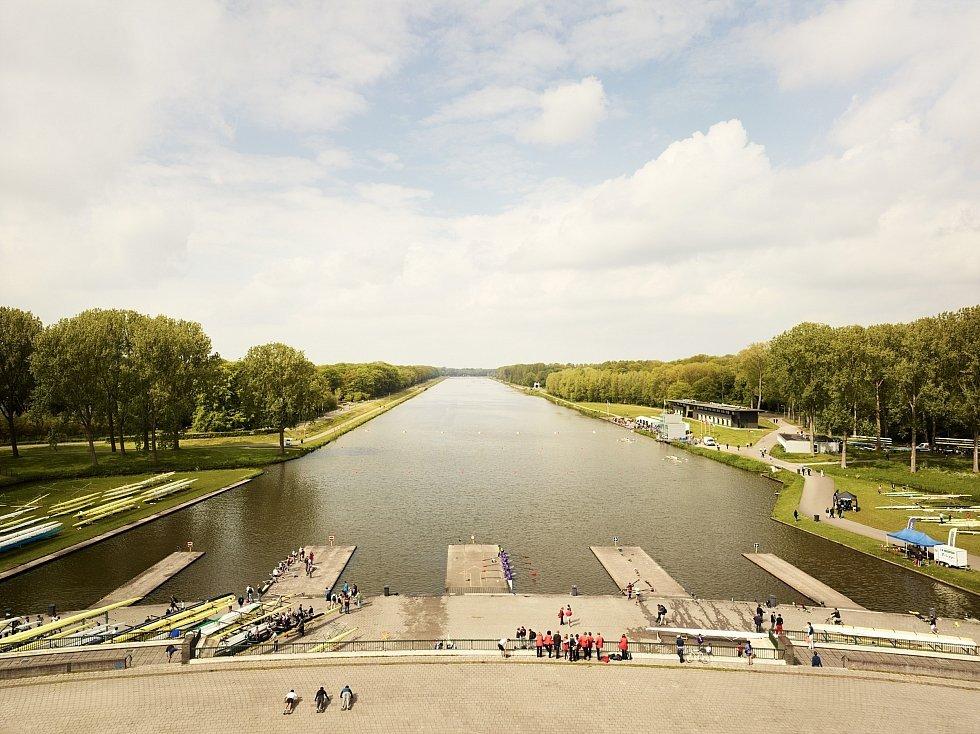 Amsterdamse Bos, Bosbaan from the series Park © Jeroen Hofman
